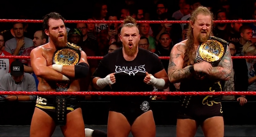 The Best And Worst Of NXT UK 10/17/19: Are Your Drums A-Beating Yet?
