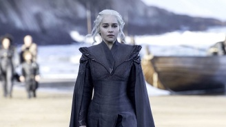 Emilia Clarke Hosted A Rather 'Hairy' 'Game Of Thrones' Reunion On Instagram