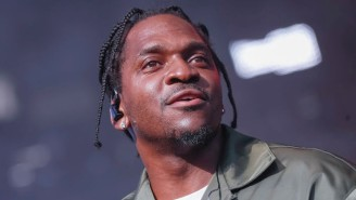 Pusha T Has A Strong Warning For Those Trying To Leak His Music
