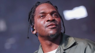 Pusha T Rapping Over The HBO's 'Succession' Theme Song Is The Only Thing That Matters