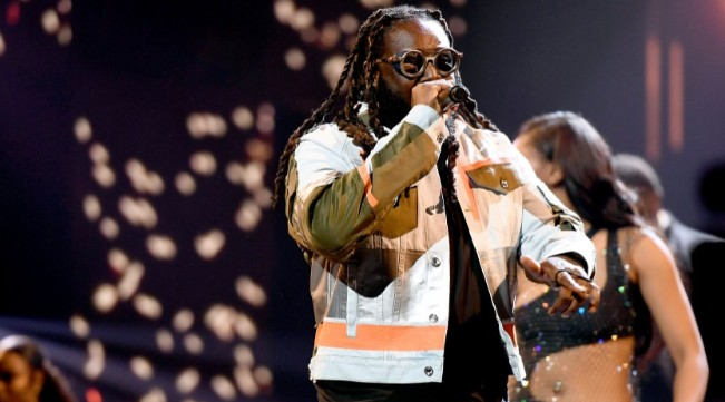 T-Pain Confesses That His Cancelled Tour Is Because Of Low Ticket Sales