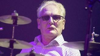 Ginger Baker, The Legendary Drummer Of The Rock Band Cream, Has Died