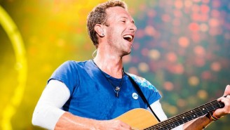 Coldplay Walk On Walls In The Video To Their New Single, 'Orphans'