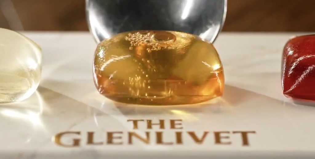 Glenlivet's New Edible 'Capsule Collection' Is Eliciting Confusion And Comparisons To Tide Pods