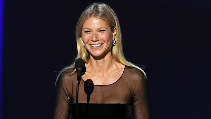 Gwyneth Paltrow Had A Painfully Awkward Excuse For Not Having A Speech Prepared For An Event