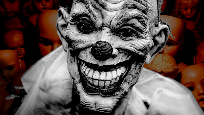 Explore The Scariest Haunted Attractions In The Country Before Halloween Hits