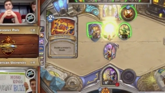Blizzard Has Its Own Hong Kong Controversy After Banning A Protesting 'Hearthstone' Player