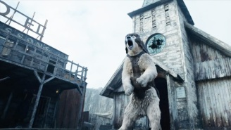HBO's New 'His Dark Materials' Trailer Roars To Life With A Showcase Of CGI Creatures