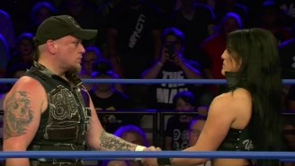 Sami Callihan Thinks Intergender Wrestling Could Help Impact Wrestling Stand Out