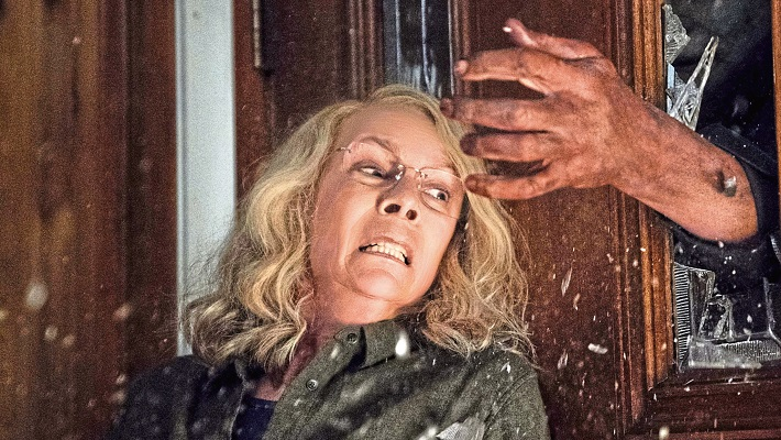 Jamie Lee Curtis Offers Her Fans A First Look At The Upcoming 'Halloween Kills' Sequel