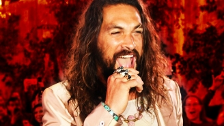 Jason Momoa Would Prefer To Champion His Female Lead's Badassery And Not His Own