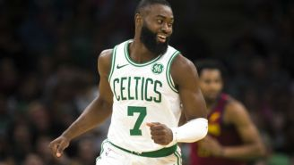 The Celtics Have Reportedly Signed Jaylen Brown To A $115 Million Extension
