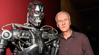 No One Talks The Talk And Walks The Walk Like James Cameron