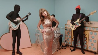 Jenny Lewis' Cleverly Filmed 'Rabbit Hole' Video Is A Technically Impressive Feat