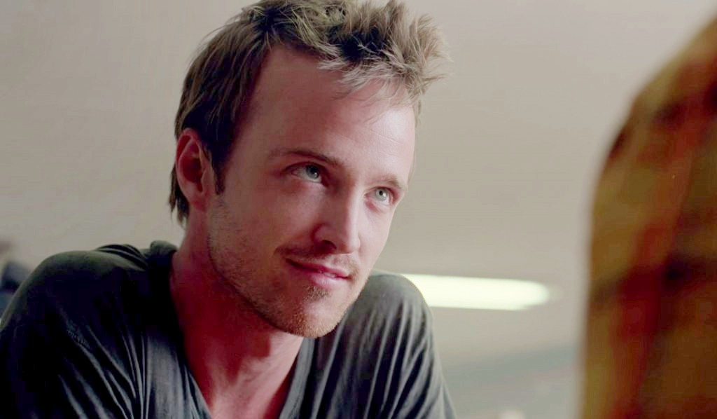 Aaron Paul Only Re-Watched One Episode Of 'Breaking Bad' To Prepare For 'El Camino'