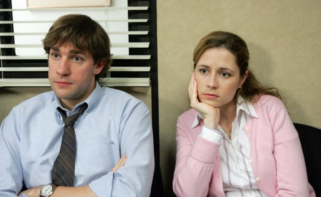 Chrissy Teigen's Theory About Jim And Pam Is Tearing 'The Office' Fans Apart