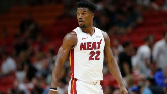 Jimmy Butler Will Not Play In The Heat's Opener Due To Personal Reasons