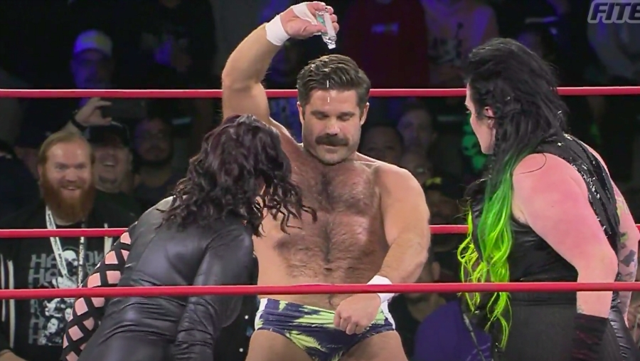 King Of Dong Style Joey Ryan Has Signed With Impact Wrestling