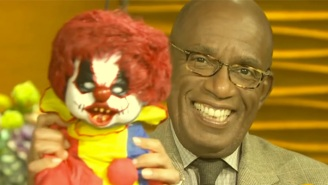 'The Daily Show' Does The Unthinkable By Imagining A World Where Al Roker Is The Joker