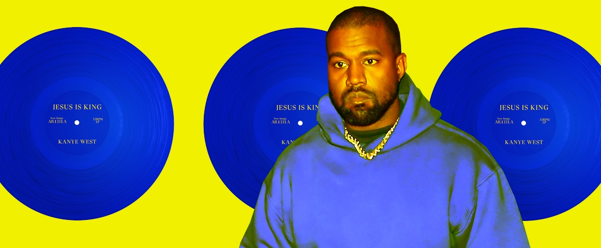 Kanye West's 'Jesus Is King' Wants Redemption Without Doing The Work