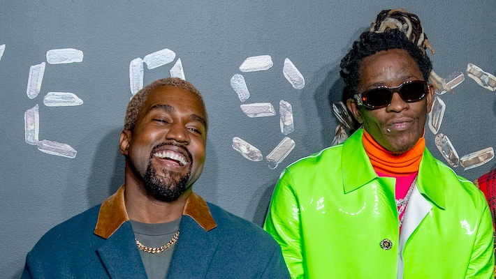 Young Thug Asks Kanye West If His Verse Still Appears On The Delayed 'Jesus Is King' Album
