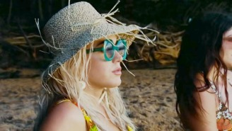 Katy Perry Drops A Road-Faring Video For Her Warm-Weather Love Song 'Harleys In Hawaii'