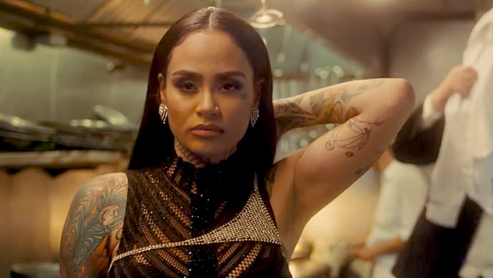 Zedd And Kehlani Liven Up A Stuffy Restaurant In Their New 'Good Thing' Video