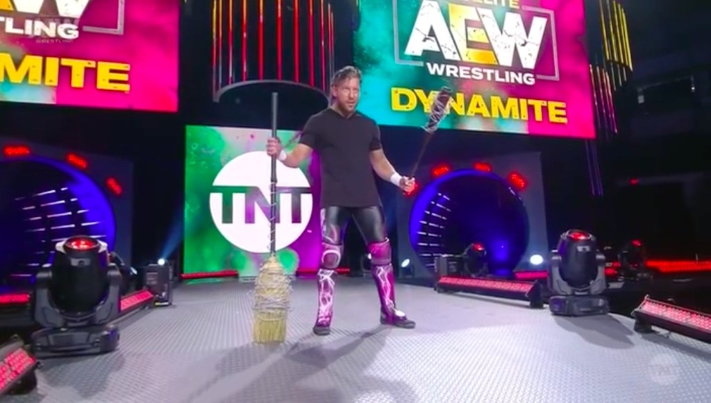 The Ins And Outs Of AEW Dynamite 10/9/19: Broom Goes The Dynamite