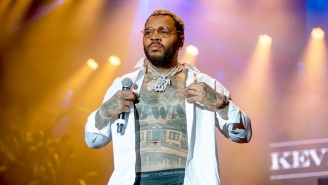 Kevin Gates Was Motivated To Lose Weight After A Baby Tried To Breastfeed On His Chest