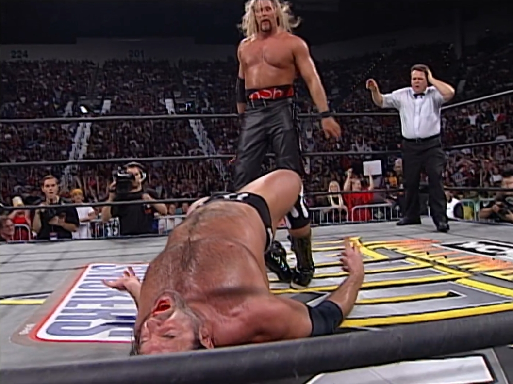 The Best And Worst Of WCW Halloween Havoc 1998