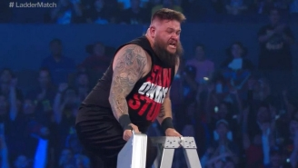 Kevin Owens Finally Vanquished Shane McMahon In A Ladder Match On Smackdown