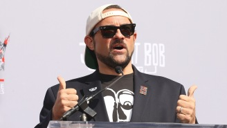 Kevin Smith Doubles Down On His Belief That Martin Scorsese Made 'The Biggest Superhero Movie Ever'