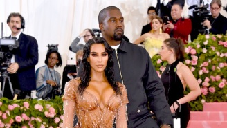 Kanye West Didn't Like Kim Kardashian's Met Gala Dress Because It Was 'Too Sexy'