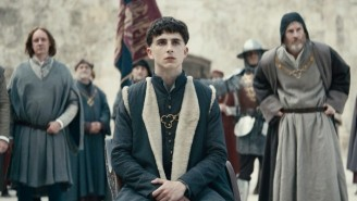 Here's Everything New On Netflix This Week, Including Timothee Chalamet's 'The King'