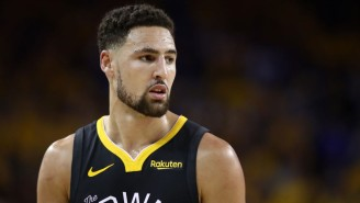 Steve Kerr Believes It's 'Unlikely' Klay Thompson Plays This Season