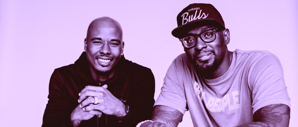 'Knuckleheads' Quentin Richardson And Darius Miles Talk About Their Hit Podcast