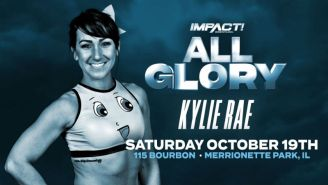 Former AEW Wrestler Kylie Rae Has Been Announced For An Impact Wrestling Event
