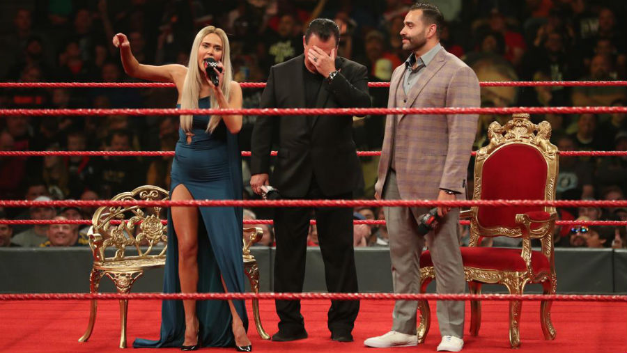 This Week's WWE Raw Was The Lowest-Rated Episode Of The Month