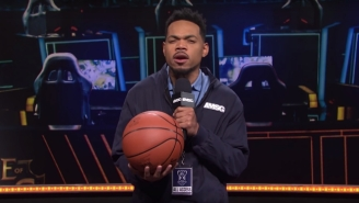 Chance The Rapper's Clueless Hockey Reporter Returned To Tackle Esports On 'Saturday Night Live'