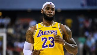 LeBron James Reportedly Led A Players-Only Meeting In China Over The NBA's Hong Kong Controversy