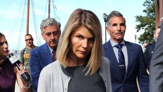 Lori Loughlin Showed Up To Prison To Start Her Sentence For The College Admissions Scandal