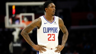 Lou Williams Has Filed A Trademark For 'Lemon Pepper Lou'