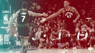 Kyle Lowry, Pascal Siakam, And The Toronto Raptors Are Still Very Hungry