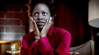 Lupita Nyong'o Reprises Her Horrifying 'Us' Role For Some Halloween Fun