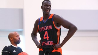 Top High School Prospect Makur Maker Will Reportedly Attempt To Enter The 2020 NBA Draft