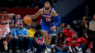 Marcus Morris Got Ejected For Hitting Justin Anderson In The Head With The Ball