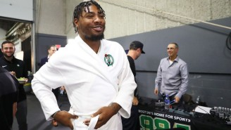 Marcus Smart Officially Joined Puma With A Video Featuring 'Combat Muscles And Grits'