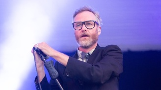 Matt Berninger Recruited Future Islands To Put Their Spin On A Remix Of 'One More Second'