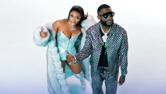 Gucci Mane And Megan Thee Stallion's 'Big Booty' Video Features A Lot Of Twerking