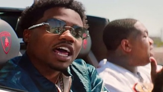 """Mustard And Roddy Ricch Set An Example For The Youth In Their Lavish 'Ballin"""" Video"""